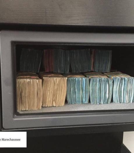 Brazilianen op Schiphol betrapt met 350.000 euro