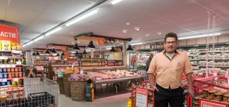 Supermarkt in Vessem vernieuwd: 'Het is fantastisch geworden'