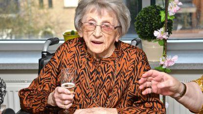 Oudste inwoner van Roeselare Zulma Soete (104) overleden