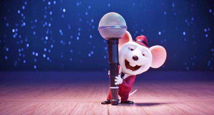 Een scène uit Sing.