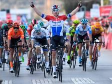 Fabio Jakobsen s'offre Viviani et la première étape en Algarve