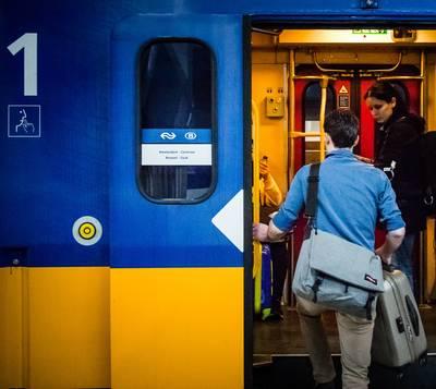 Treinstoring tussen Rotterdam en Breda voorbij