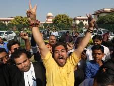 Spanningen in India om bouw hindoetempel op omstreden eeuwenoude religieuze plek