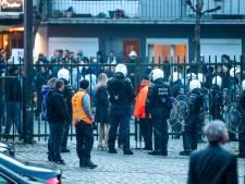 La colère des supporters après la défaite d'Anderlecht