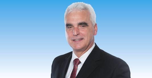 Wethouder Peter de Vries.