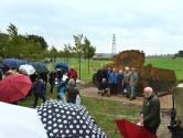 Monumentale 'Shermantank' verdekt opgesteld in Bemmel