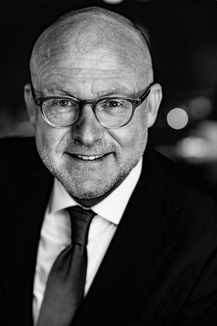 PR dgfoto Gelderlander Nijmegen: Vrijdaginterview: algemeen directeur van NEC Wilco van Schaik