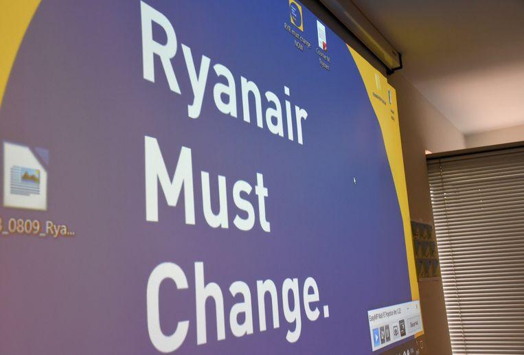 Piloten bij lagekostenmaatschappij Ryanair leggen vandaag in verschillende Europese landen, waaronder België, het werk neer.