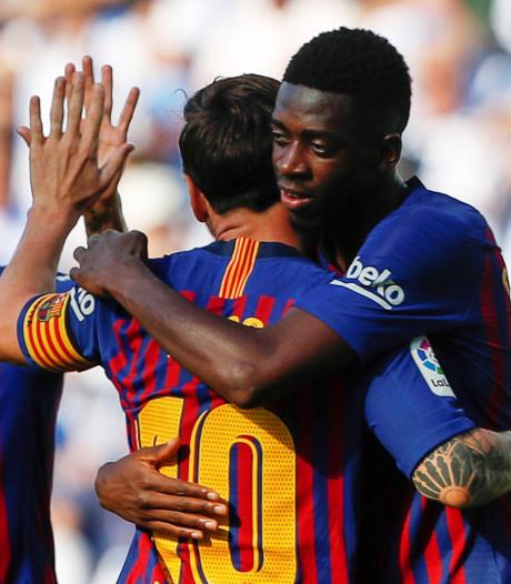 FC Barcelona torenhoge favoriet bookmakers