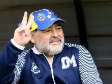 Dat hysterisch geadoreerde Maradona gek werd, was onvermijdelijk