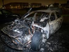 Auto in lichterlaaie: al de derde autobrand in Capelle aan den IJssel dit jaar